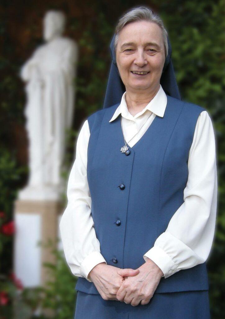 Sor Ana Maria Parenzan, Superiora General