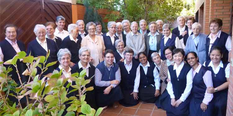 Encuentro de la delegación Hijas de san Pablo