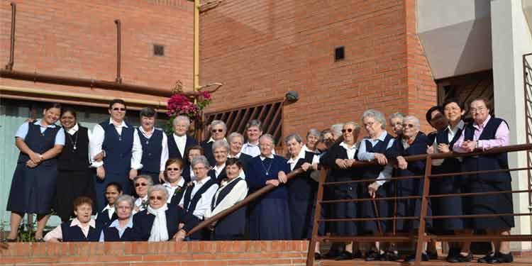 Hijas de san Pablo España