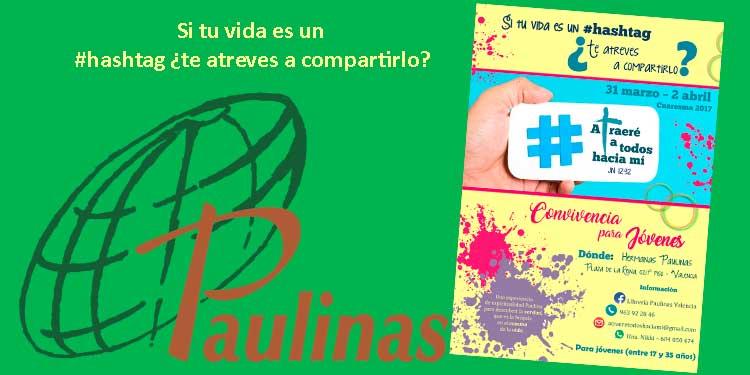 Libreía Paulinas, Convivencia para jóvenes