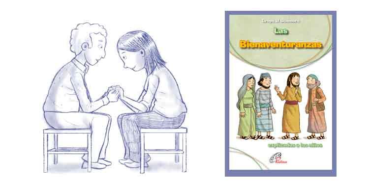 Las bienaventuranzas, Explicadas a los niños