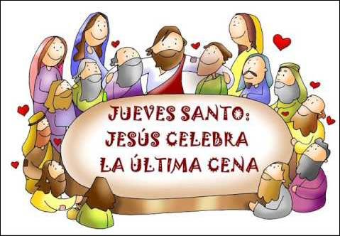 Jueves santo paulinas España