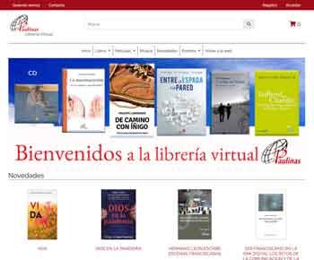 Librería Virtual de Paulinas