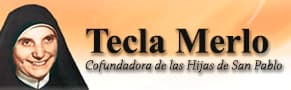 Enlace a la web de mensajes a Tecla Merlo en español.